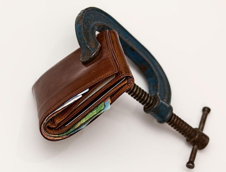 Geldtasche Geld Sparen Senioren Wg