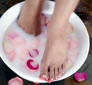 Fußpflege ist wichtig
