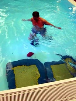 Aquabouncing - gelenkschonender Seniorensport Trend