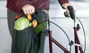 Mangelernährung Gefahr für Senioren