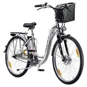 E-Bike - Fahrspaß für Senioren