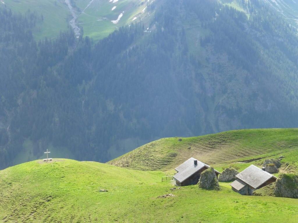 Wandern - Nenzinger Himmel, Vorarlberg