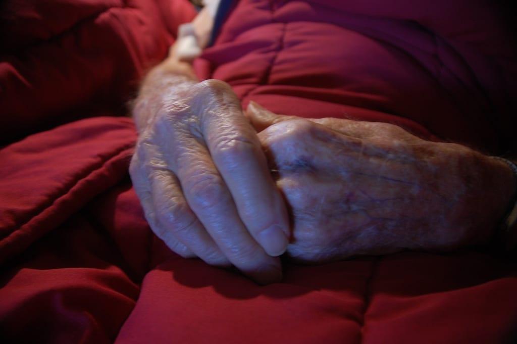 pflegebedürftig, altersheim, seniore
