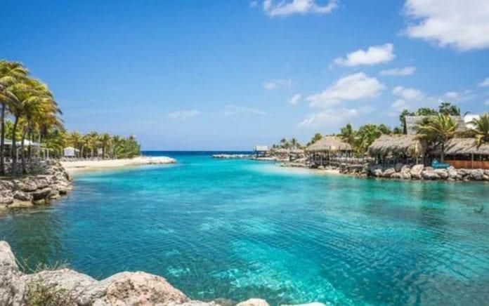 Curacao Karibik Strand