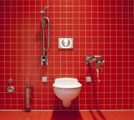 Wasserverbrauch WC