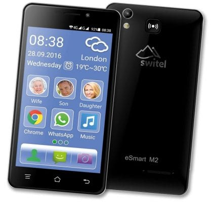 Switel Esmart Senioren Handy