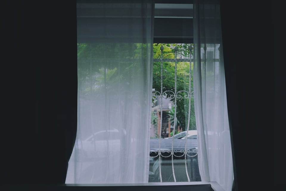 Fenster Offen Lueften