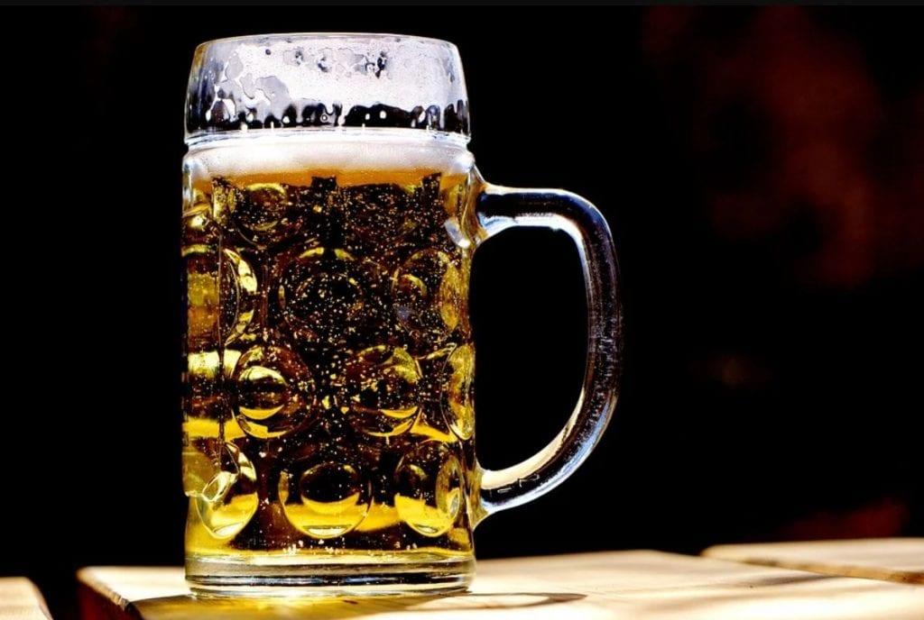 Bier Ernaehrung Gicht