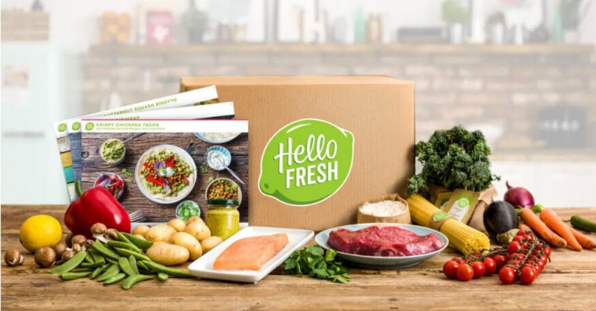 HelloFresh Testbericht: Nachhaltige Lebensmittellieferung vor die Haustüre
