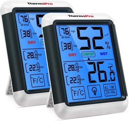 Thermometer Luftfeuchtigkeitmessgeraet Thermopro